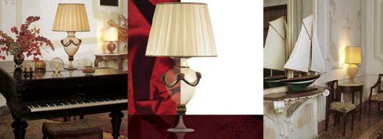 ... lampade artistiche artigianali, paralumi artigianali, lampade in vetro